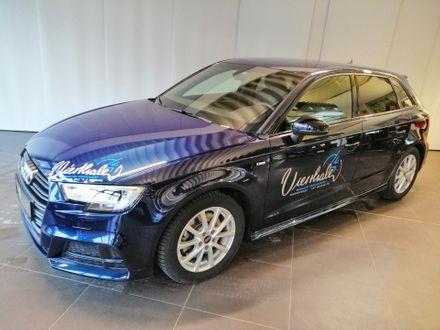 Audi A3 Sportback 40 TFSI qu. Sport