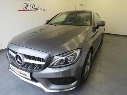 Mercedes C 180 Coupe