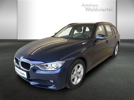 BMW 316d Touring Österreich-Paket Aut.