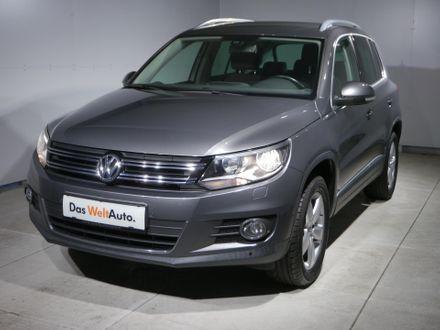 VW Tiguan Sport & Style TSI BMT