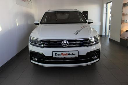 VW Tiguan Allspace Highline TDI 4MOTION