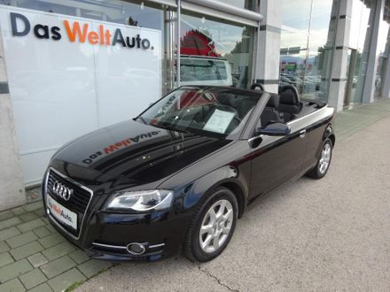Audi A3 Cabr. 1.2 TFSI Comfort Edition