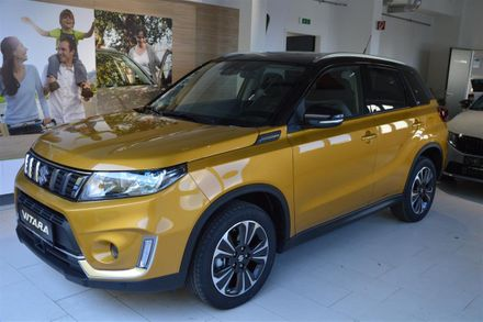 Suzuki Vitara 1,4 DITC ALLGRIP flash Aut.