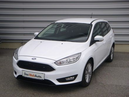 Ford Focus Traveller 1,5 TDCi Trend PowerShift