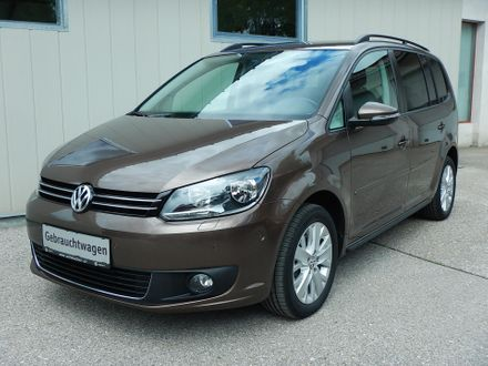 VW Touran 4Friends BMT TDI