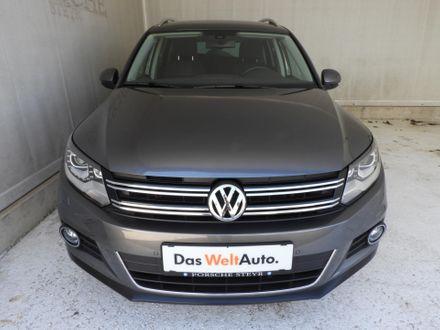 VW Tiguan Lounge TDI BMT
