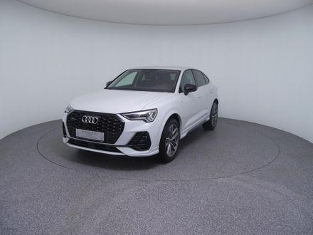 Audi Q3 Sportback 35 TDI qu. S line exterieur