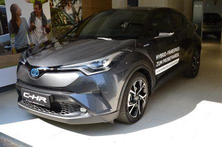 Toyota C-HR 1,8 Hybrid C-LUB CVT