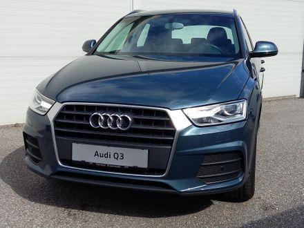 Audi Q3 2.0 TDI intro