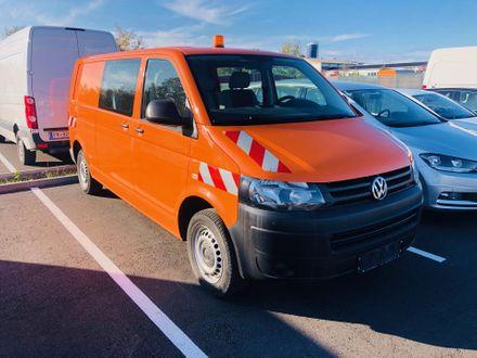 VW Doka-Kastenwagen LR TDI