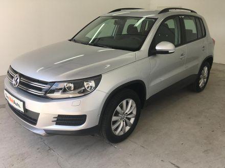 VW CrossTiguan TDI BMT