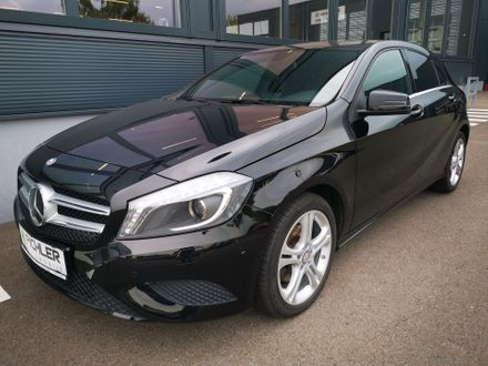 Mercedes A 180 BlueEfficiency Edition Lifestyle