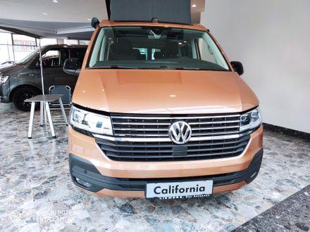 VW California Beach Edition TDI