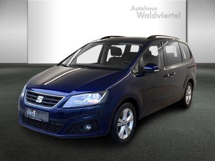 SEAT Alhambra Executive Plus TDI DSG 4Drive