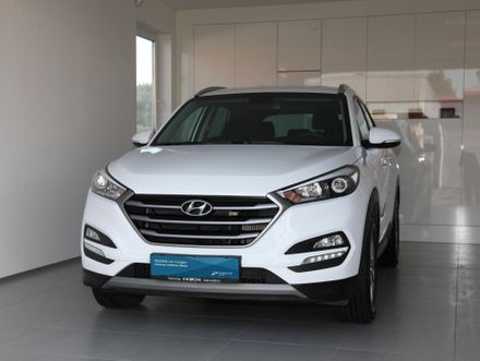 Hyundai Tucson 2,0 CRDI 4WD Go