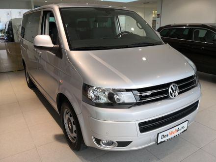 VW Multivan BlueMotion TDI