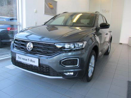 VW T-Roc Edition TSI