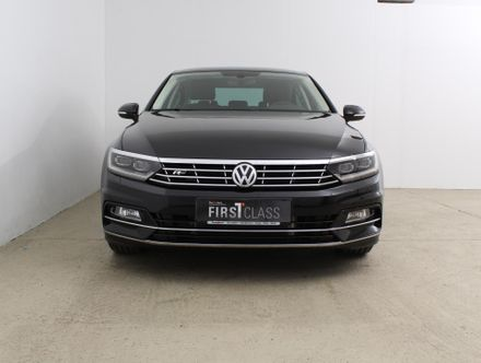 VW Passat Highline TDI SCR