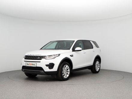 Land Rover Discovery Sport 2,0 TD4 4WD SE Aut.