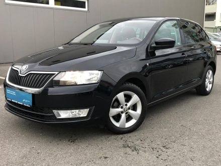 ŠKODA Rapid Spaceback Ambition TSI Green tec