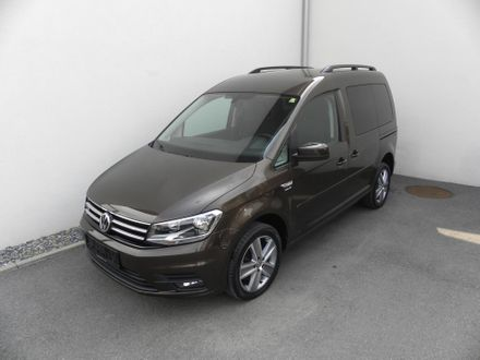 VW Caddy Comfortline TDI 4MOTION
