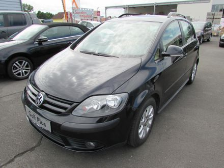 VW Golf Plus Comfortline BlueMotion TDI-DPF