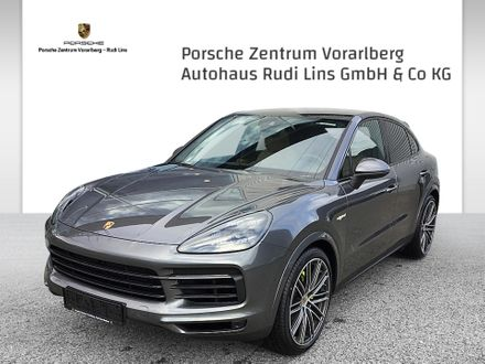 Porsche Cayenne Coupe E-Hybrid