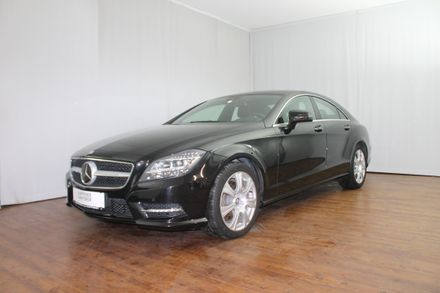 Mercedes CLS 350 CDI BlueEfficiency 4MATIC Aut. DPF