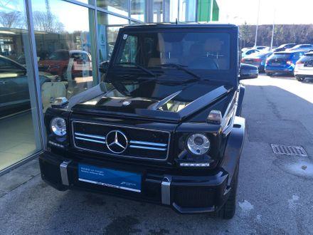 Mercedes G63 AMG Station Wagen