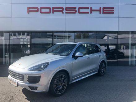 Porsche Cayenne S Platinum Edition  II FL