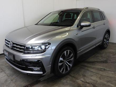 VW Tiguan Highline TSI ACT DSG