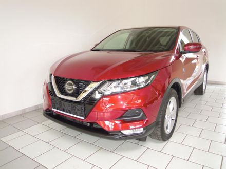 Nissan Qashqai 1,6 dCi Acenta ALL-MODE 4x4i
