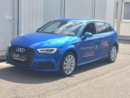 Audi A3 Sportback 35 TFSI COD ultra intense