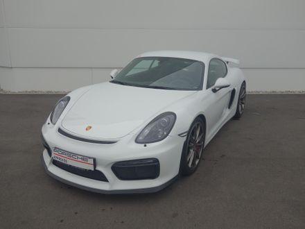 Porsche Cayman GT4 981