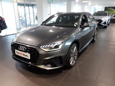 Audi A4 Avant 40 g-tron S line