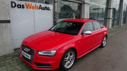 Audi S4 3.0 TFSI quattro