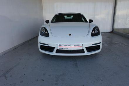 Porsche 718 Boxster T