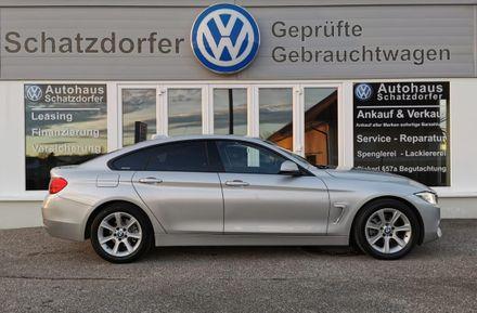 BMW 418d Gran Coupe Advantage Aut.