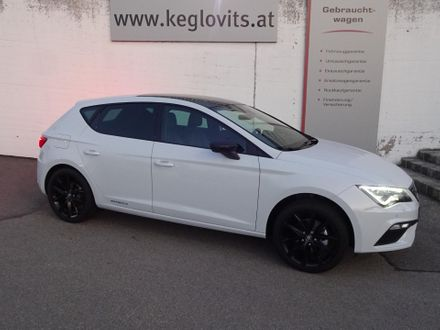 SEAT Leon FR BlackEd.PLUS TSI DSG