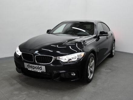 BMW 420d xDrive Gran Coupe Österreich-Paket Aut.