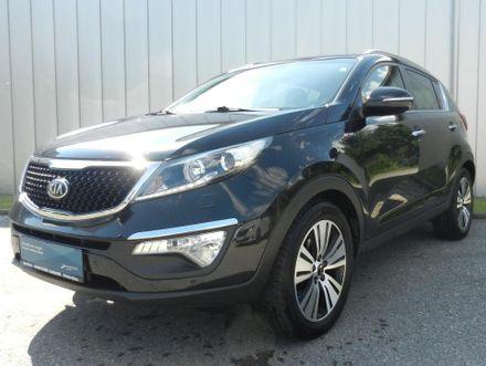 KIA Sportage Platin 2,0 CRDi AWD Aut.