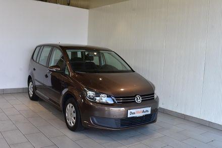 VW Touran Basis TDI