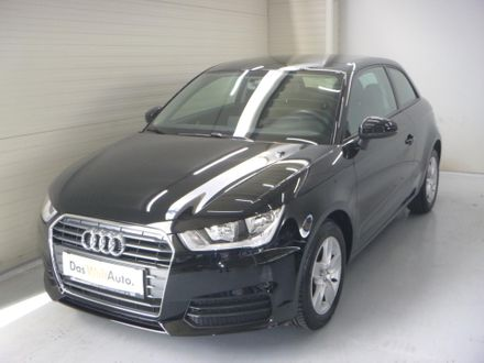 Audi A1 1.0 TFSI intro