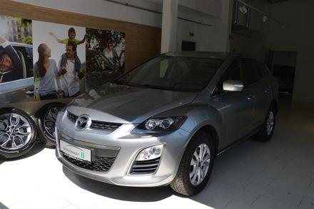 Mazda CX-7 CD173 Revolution Top