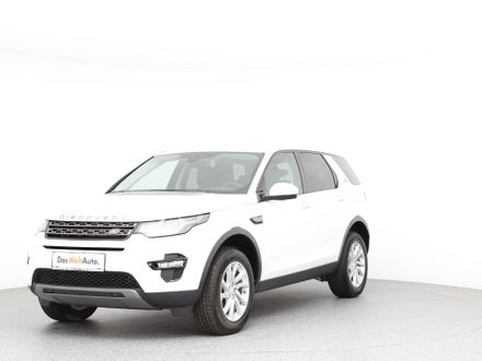 Land Rover Discovery Sport 2,0 TD4 150 4WD SE