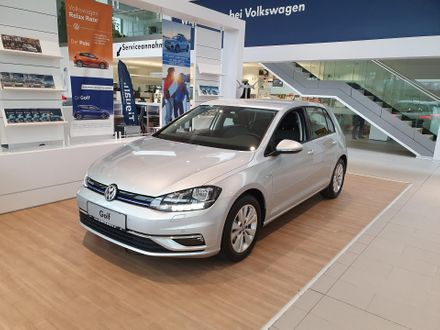 VW Golf Rabbit 1,5 TSI ACT BlueMotion