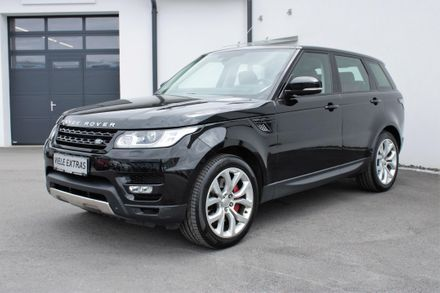 Land Rover Range Rover Sport 3,0 SDV6 Autobiography
