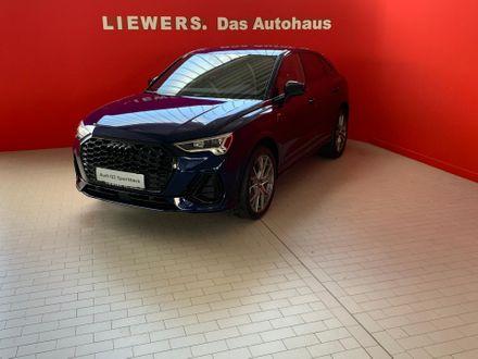 Audi Q3 Sportback 45 TFSI e S line exterieur