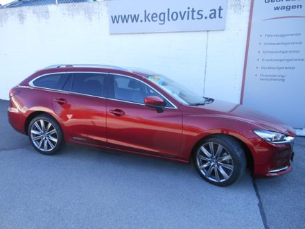 Mazda 6 Sport Combi CD184 Revolution Top Aut.