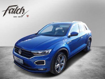 VW T-Roc Sport TDI 4MOTION DSG